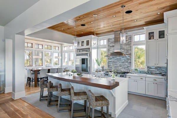 Top 70 Best Kitchen Island Ideas Gourmand S Dream Designs