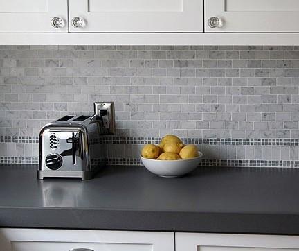 Cảm hứng thiết kế nhà bếp bằng đá cẩm thạch