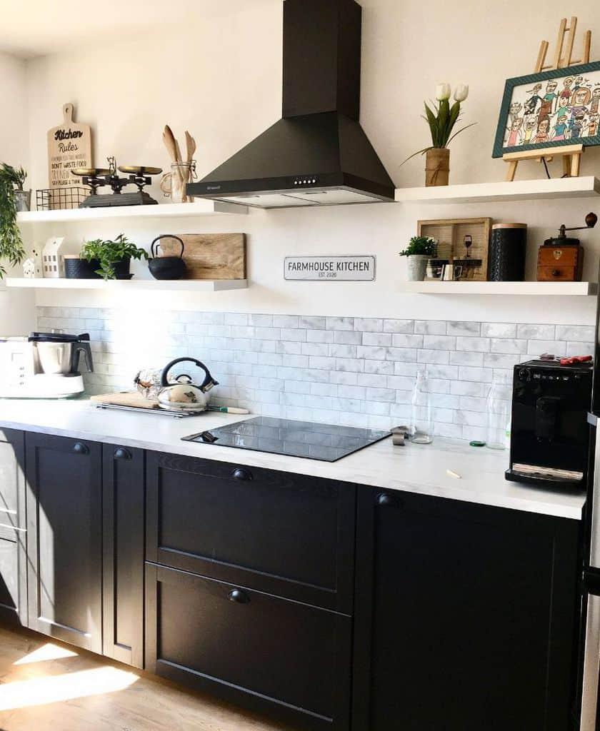 Kitchen Modern Farmhouse Decor Lamaisonaumagnolia