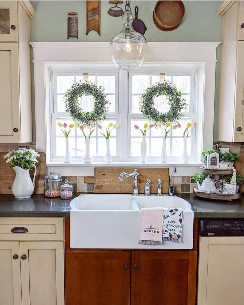 Kitchen Modern Farmhouse Decor Simpledecorwithamy