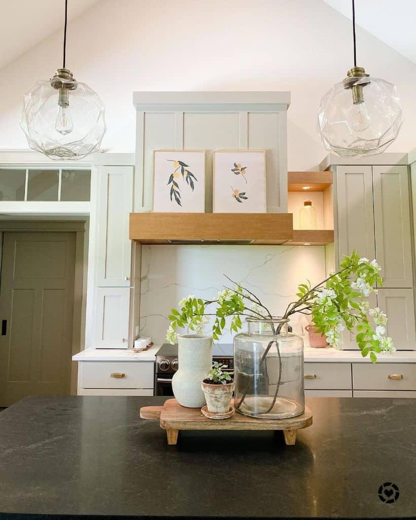 Kitchen Modern Farmhouse Decor Terranelsonhome