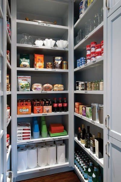 pantry cabinet ideas kitchen top 70 best kitchen pantry ideas organized storage designs 24579