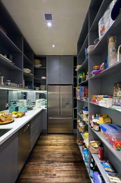 Kitchen Pantry Design Inspiration