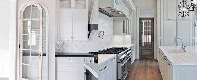 Top 40 Best Kitchen Pantry Door Ideas – Storage Closet Designs