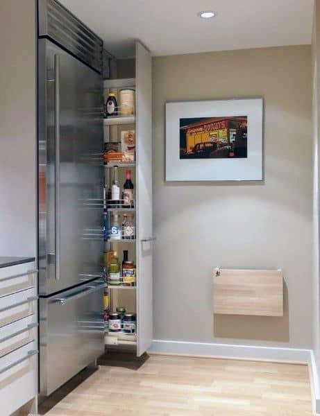 Kitchen Pantry Doors Ideas