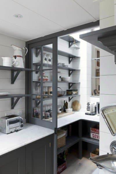 Kitchen Pantry Idea