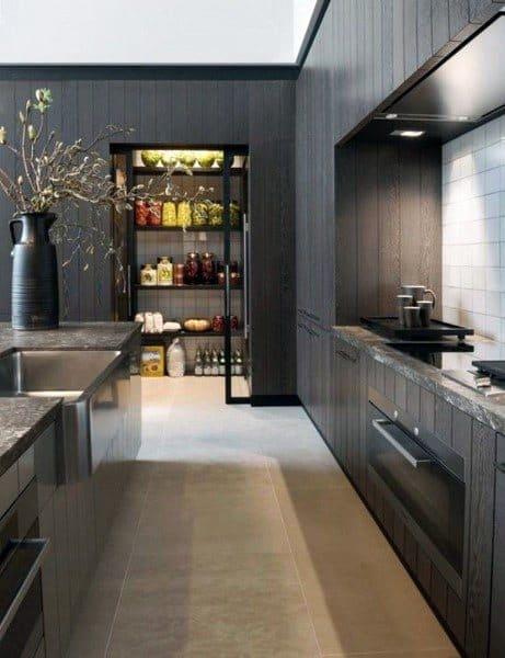 Kitchen Pantry Ideas Contemporary Kitchens
