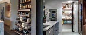 Top 70 Best Kitchen Pantry Ideas – Organized Storage Designs