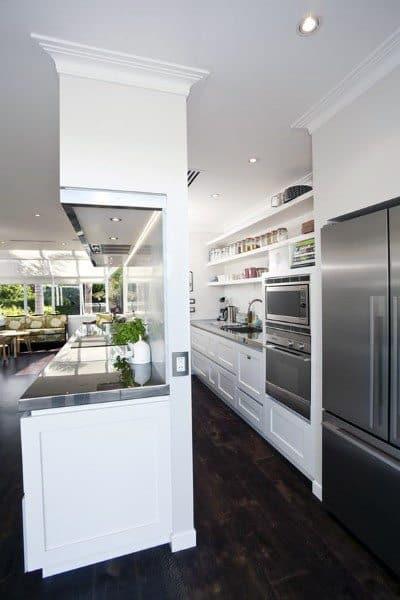 Kitchen Pantry Shelves Ideas