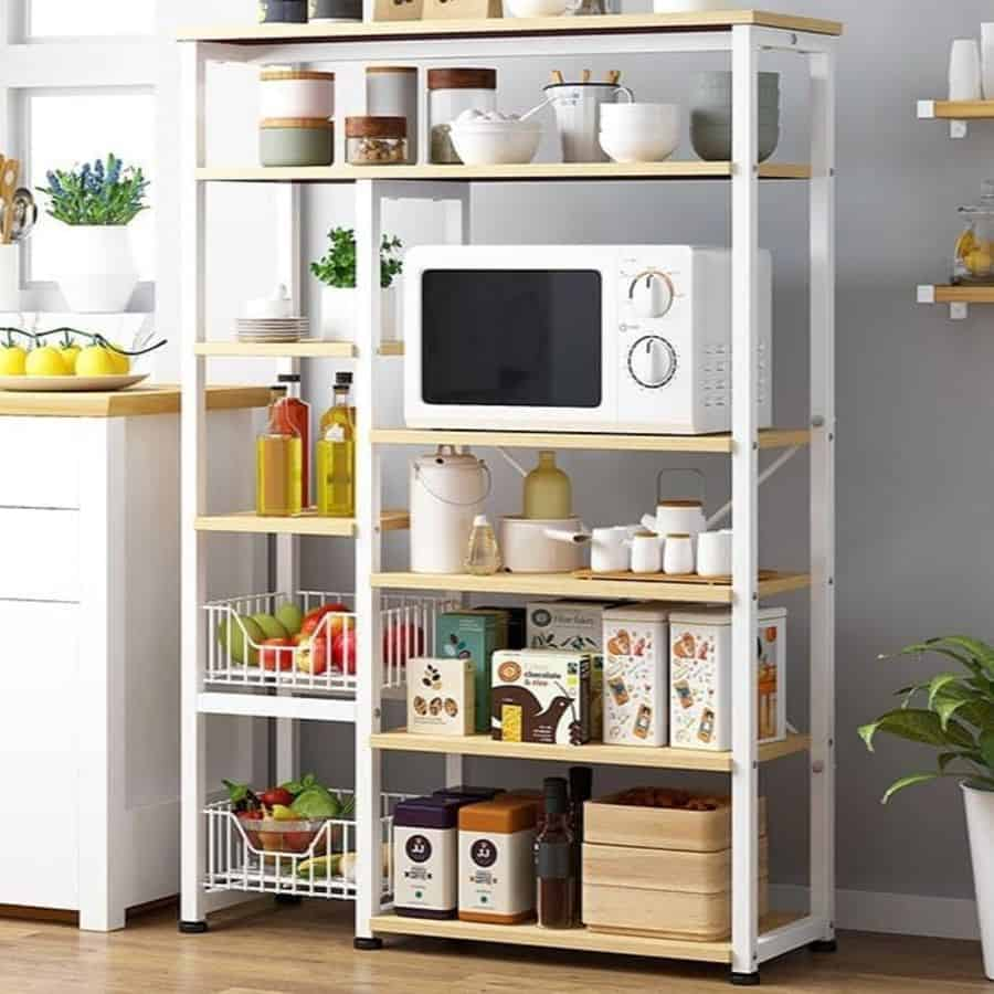 kitchen rack kitchen storage ideas elsofea_gerobok