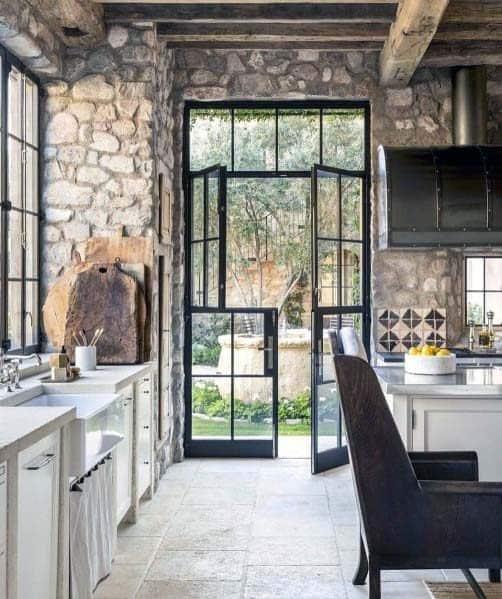 Kitchen Tile Floor Cool Interior Ideas