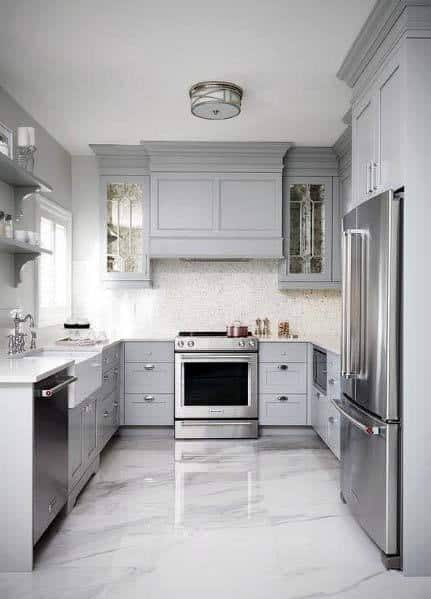 Kitchen Tile Floor Ideas Inspiration