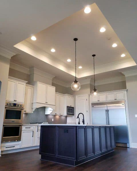Top Best Tray Ceiling Ideas Overhead Interior Designs