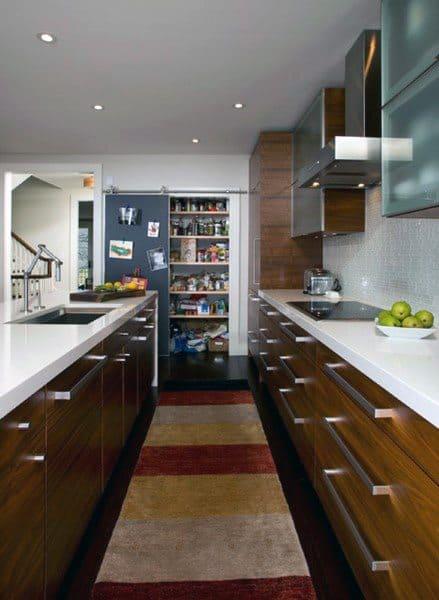 Kitchen Walk In Pantry Ideas