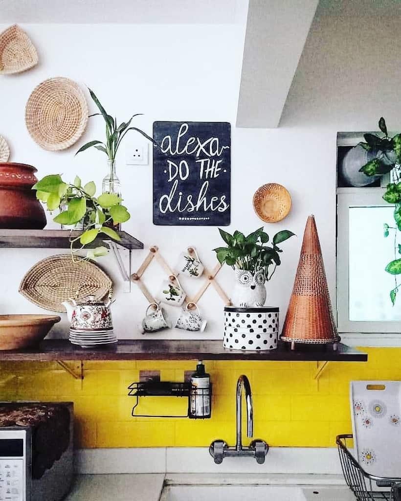 kitchen wall shelf ideas myhomecanvas1502
