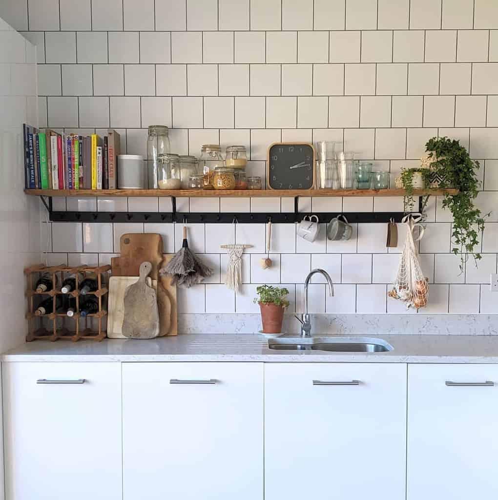 kitchen wall shelf ideas not_a_boring_new_build