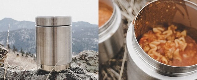 Klean Kanteen Insulated Food Canisters Review – Stainless Steel Tare It Up Storage