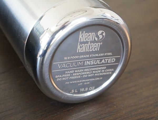 Klean Kanteen Tkpro 16 Oz Vaccum Insulated Bottle
