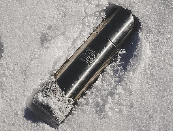 Klean Kanteen Tkpro 16 Oz Water Bottle Review In Snow