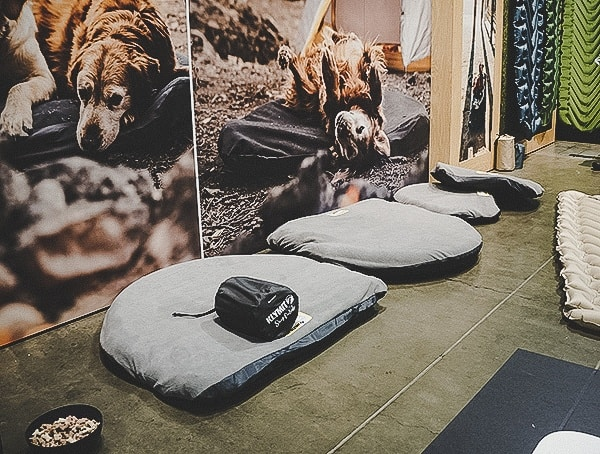 Klymit Moon Dog Beds Outdoor Retailer Snow Show 2019