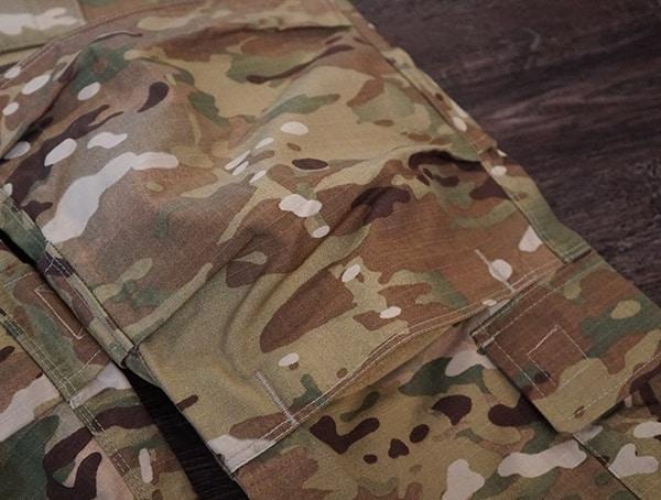 Knee Pad Insert Area Multicam Vertx Recon Pants