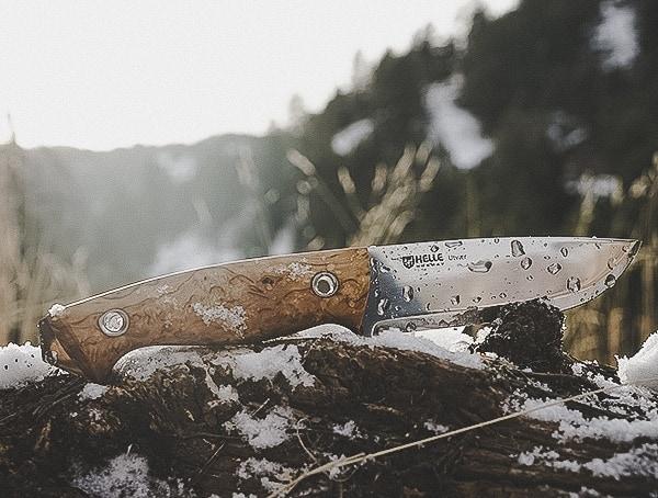 Knife Review Helle Utvaer