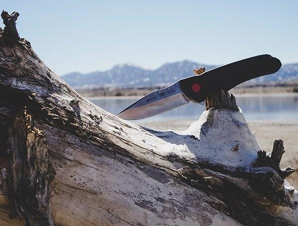 Knife Reviews Buck Knives 841 Sprint Pro