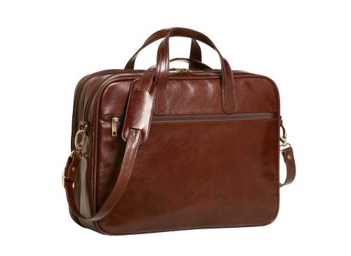 Knomo Londo Newbury Men's Briefcase For Laptops