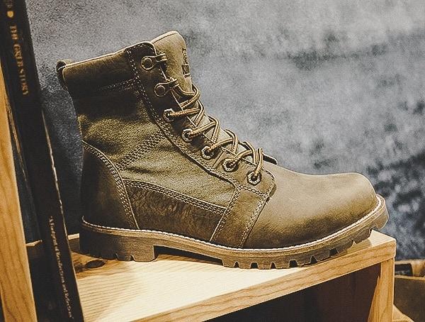 Kodiac Mens Olive Green Boots