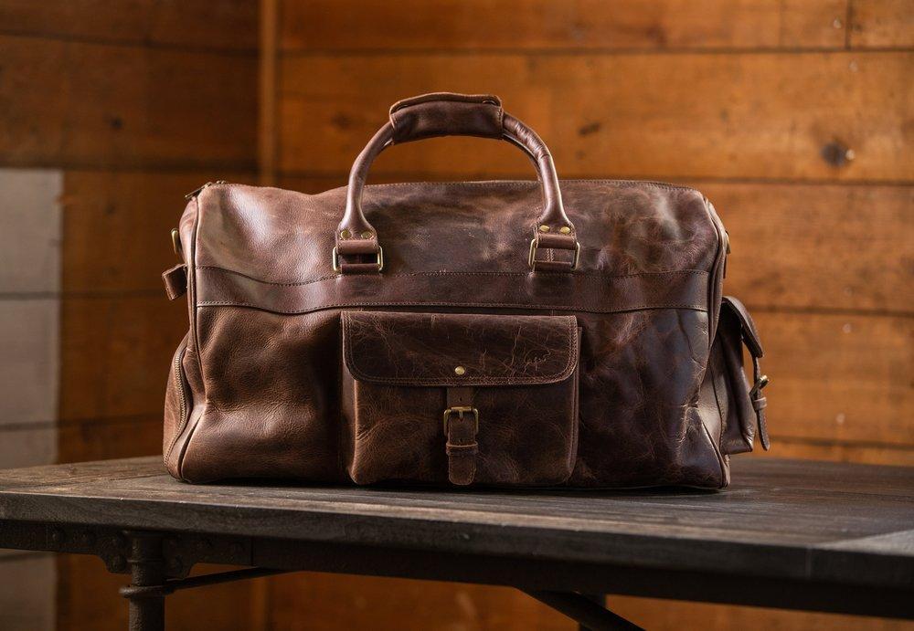 kodiack-leather-weekender-duffel