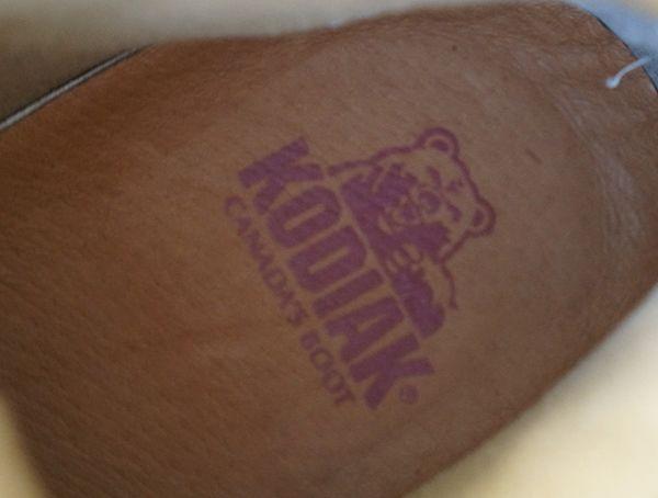 Kodiak Magog Insole Mens Boots