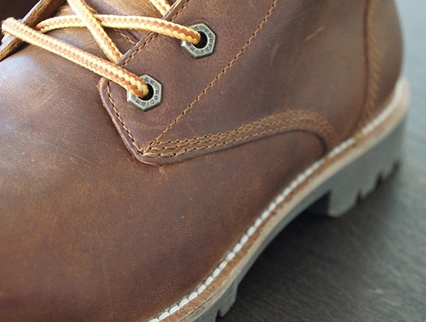 Kodiak Magog Stiching Detail On Mens Boots