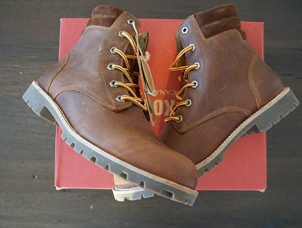 Kodiak Magog Top View Boots For Men