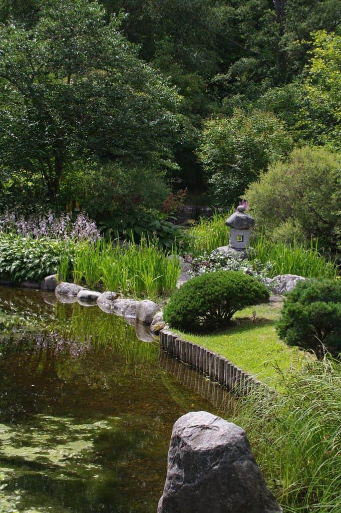 koi pond zen garden ideas 3