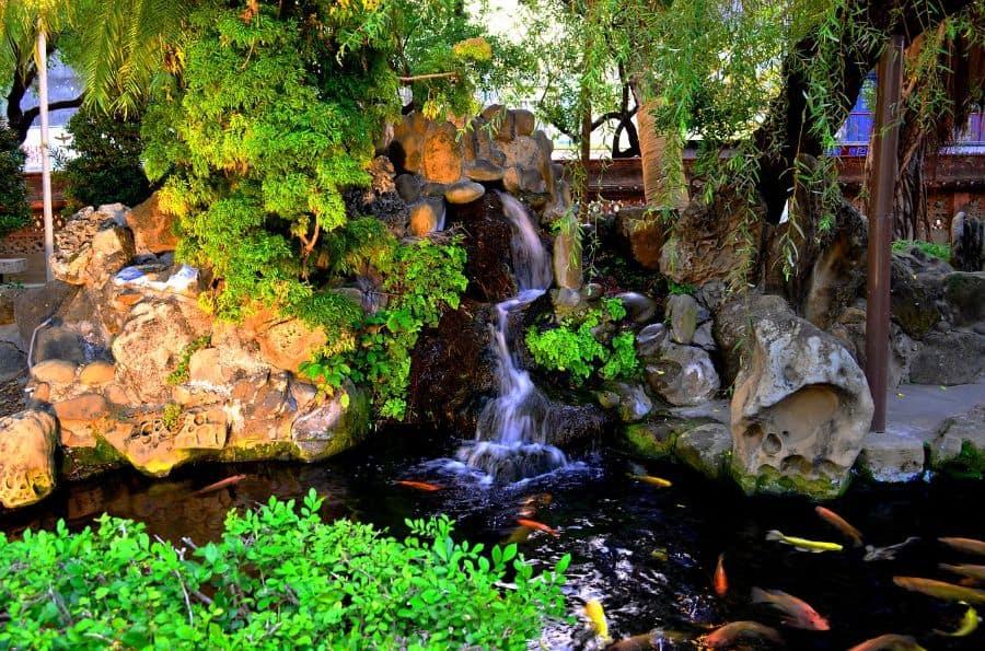 koi pond zen garden ideas 4