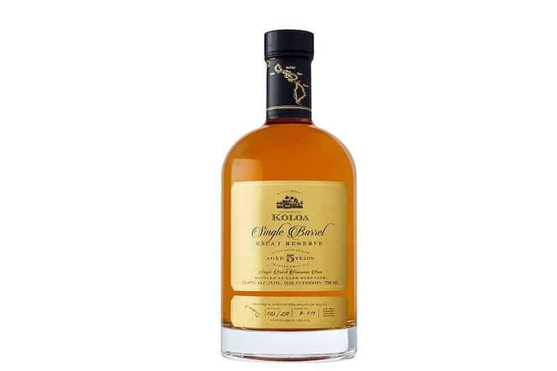 Koloa Rum Introduces Koloa Kaua'i Reserve Five-Year Aged Hawaiian Rum