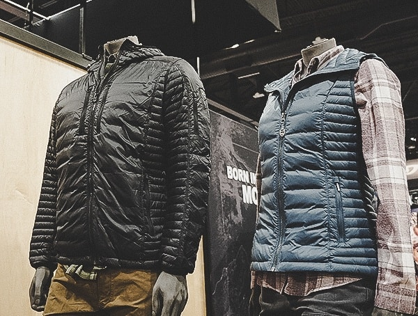 Kuhl Mid Layer Insulated Outerwear Outdoor Retailer Snow Show 2019