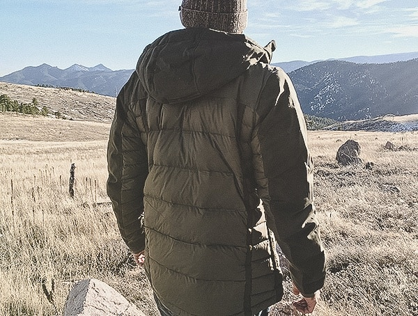 Kuhl Olive Firestorm Down Parka Review Outdoor Hiking Field Test