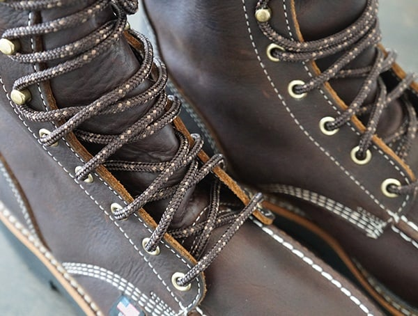 Laces Thorogood 1957 Series Flyway Boots For Men