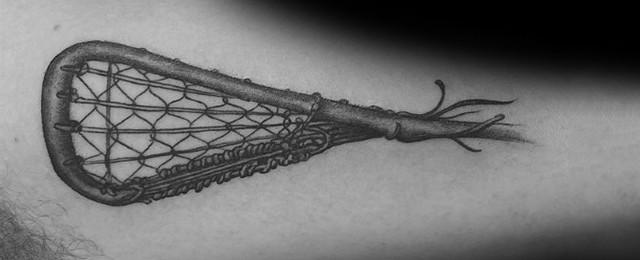 20 Lacrosse Tattoo Ideas For Men – Lax Designs