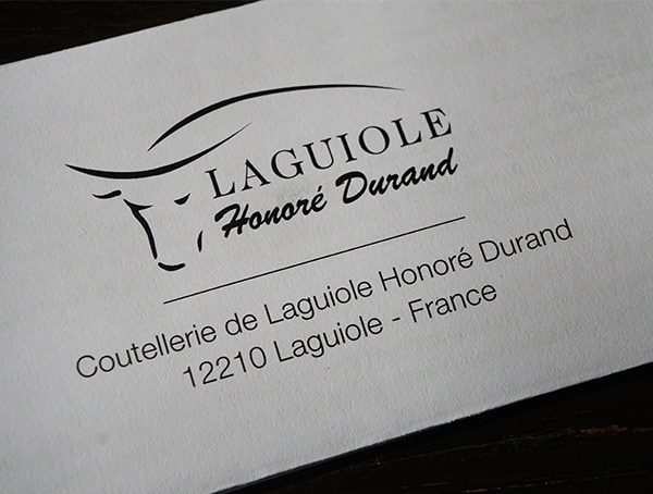 Laguiole Honore Durand France