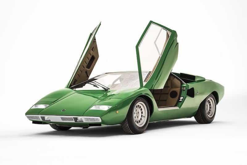 Lamborghini Celebrates Countach's 50th Anniversary