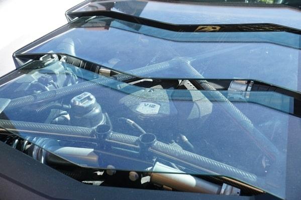 Lamborghini Aventador Sv Engine