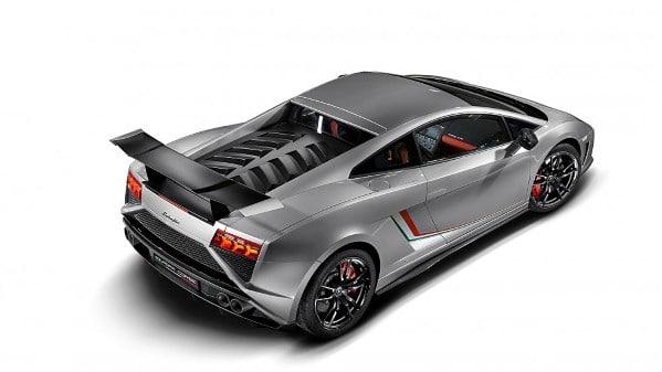 Lamborghini Gallardo LP 570-4 Squadra Corse Side