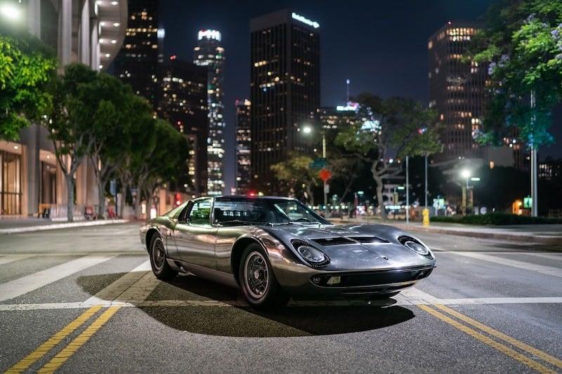 Immaculately Restored 1971 Lamborghini Miura Running for $2.2 Million