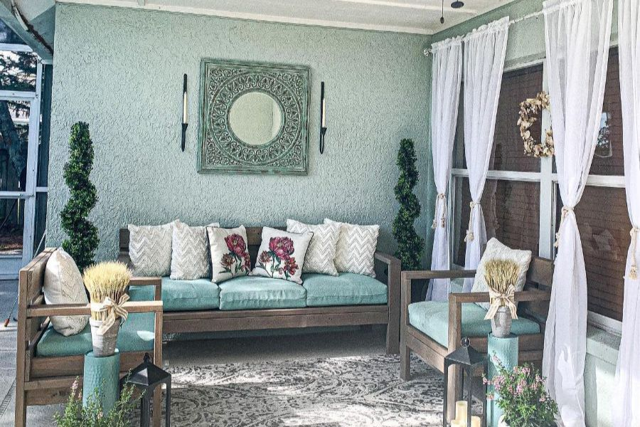 The Top 45 Lanai Room Ideas – Outdoor Home and Design