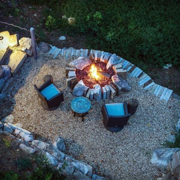 Landscape Fire Pit Ideas