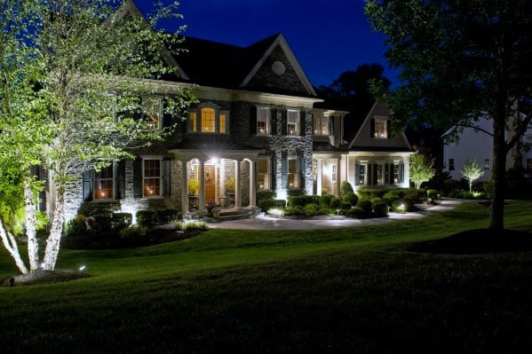 Top 70 Best Landscape Lighting Ideas
