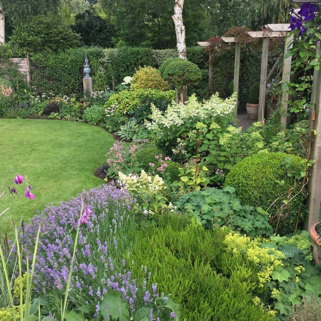 landscaped shade garden ideas bs9garden