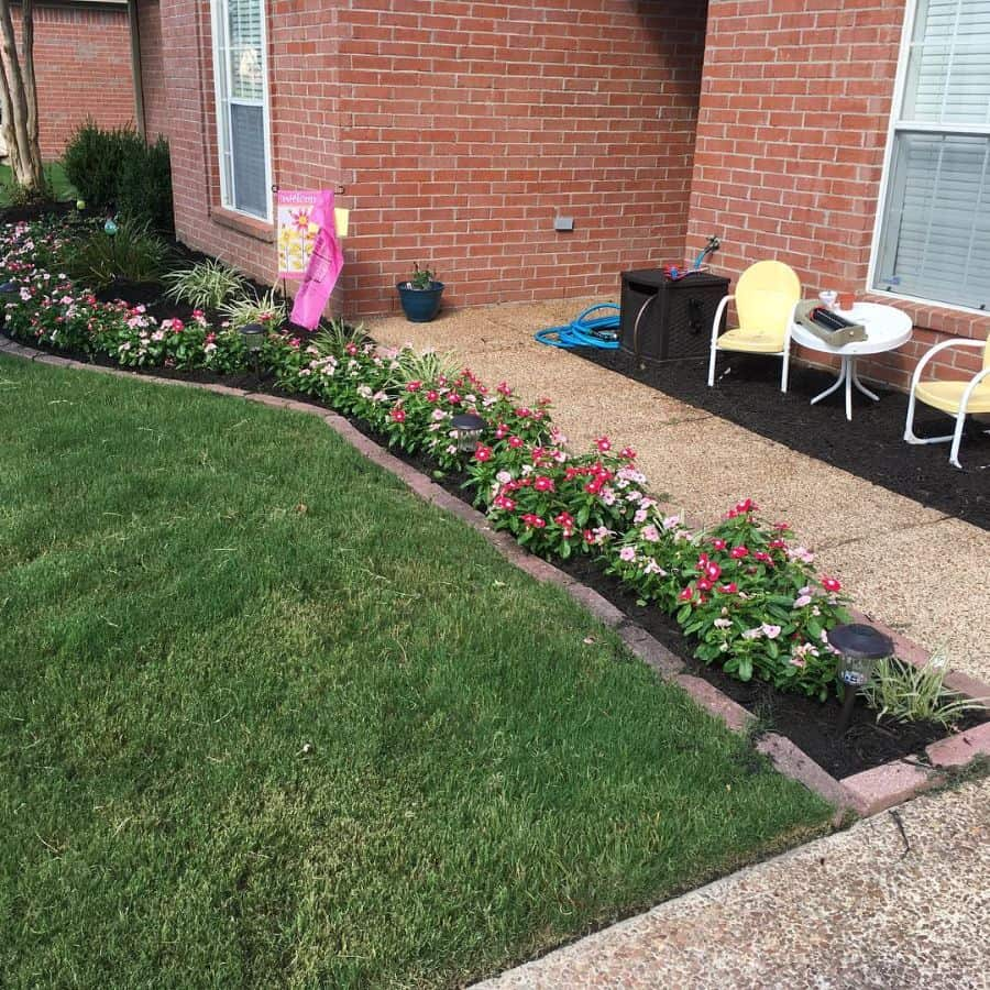 landscaping flower bed ideas lambert_lawncare